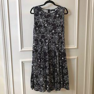 Spiderwebb dress. Never been worn